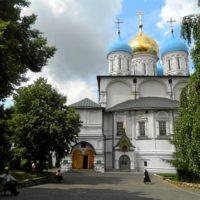 Изготовление куполов на Спасо-Преображенский Собор Новоспасского ставропигиального мужского монастыря в Москве