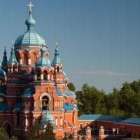 Изготовление куполов на Собор Иконы Казанской Божией Матери. Иркутск