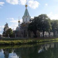 """Изготовление куполов для на Храм """"Всех святых» г. Страсбург (Франция)"""