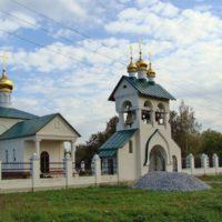 Изготовление куполов на Храм во имя Архангела Михаила в с. Рябинкино Ковылкинского р-на Мордовии