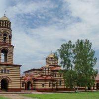 Изготовление куполов на Николаевский Малицкий монастырь в Тверской обл.