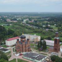 Изготовление куполов на Гуслицкий Преображенский монастырь в Московской обл.