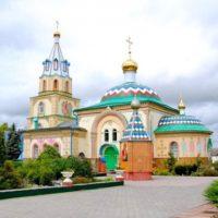 Изготовление куполов на Храм Параскевы Пятницы в Тульской области