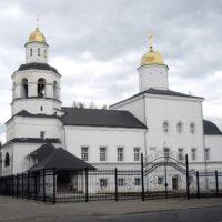 Изготовление куполов на Спасо-Вознесенский женский монастырь в Смоленске