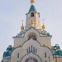 Изготовление куполов на Храм святой мученицы Татианы в Когалыме