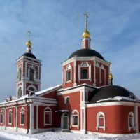 Изготовление куполов на Московский Покровский Храм на Городне