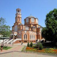 Изготовление куполов для Греческий Православный Храм Благовещения Пресвятой Богородицы» в г. Ростов-на-Дон