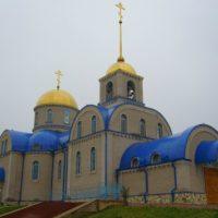 Изготовление куполов на Церковь Рождества Иоанна Предтечи в Боровичах