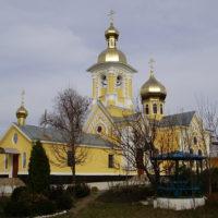 Изготовление куполов для Свято-Дмитревский женский монастырь. Республика Молдова, с. Припичены