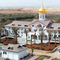 Изготовление куполов на Русский паломнический центр в Иордании.
