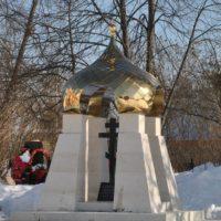 Изготовлено купольное навершие надгробного памятника
