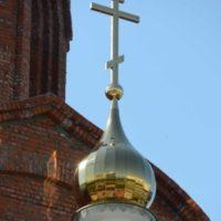 Изготовление куполов для Малая глава Храма Святой Мученицы Татианы Римской. Москва