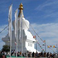 Изготовление куполов на Первый буддистский Храмовый комплекс в г. Москве