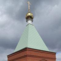 изготовление шатра с барабаном, главкой и крестом на Храм в честь Св. Благоверного князя Андрея Боголюбского на Волжском б-ре, г.Москва