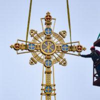 Изготовлены Кресты на Главный храм Вооружённых Сил России