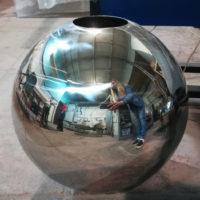Шар (сфера) из нержавеющей стали