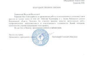 Православный приход Храма во имя св. Николая Чудотворца