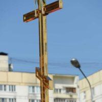 Изготовление Крестов для Храма св. мц. Татианы Римской в Москве