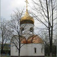 Храм Георгия Победоносца (Медвежьи озера, МО). Кровля из меди