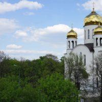 Кровля церкви Введения Пресвятой Богородицы во Храм на Кетчерской