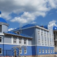 Административное здание портовоого линейноого производственного управления магистральных газопроводов (филиал ООО «Газпром трансгаз Санкт-Петербург»)