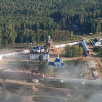 Восстановление Николо-Сольбинского монастыря в Ярославской обл.