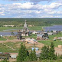 Варзуга — первое русское поселение на Кольском Севере
