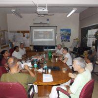 Совещание по строительству Объекта. Республика Индия