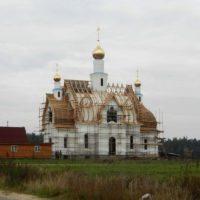 Покровский Храм в д.Воря-Богородское