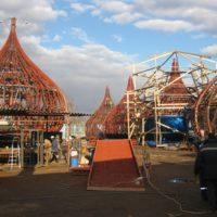 Купола для Кафедрального собора Рождества Христова в г. Южно-Сахалинске