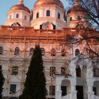 Реставрационные работы для храма