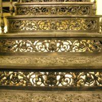Лестница. Литье